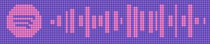 Alpha pattern #42420