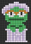 Alpha pattern #42423