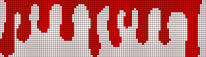 Alpha pattern #42424