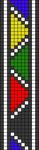 Alpha pattern #42429