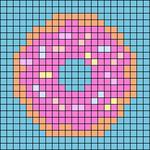Alpha pattern #42431