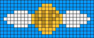 Alpha pattern #42433