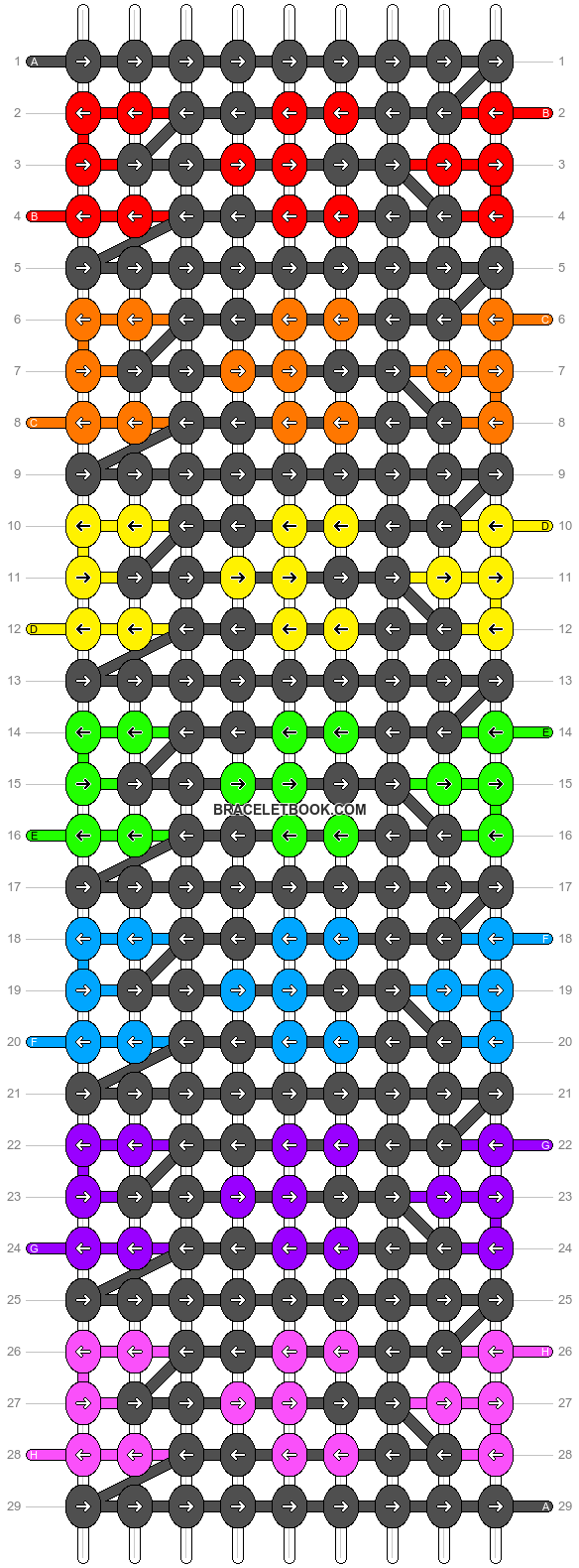 Alpha pattern #42435 pattern