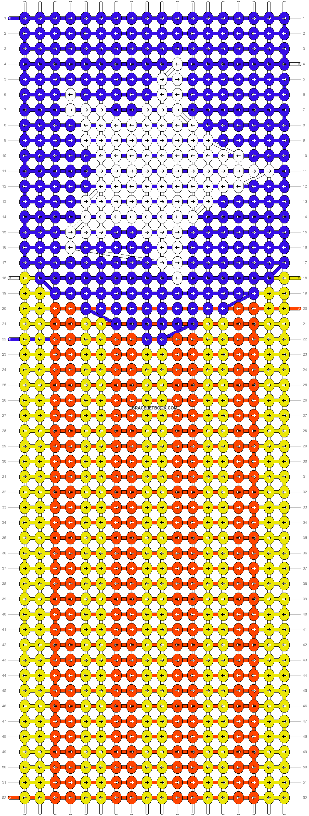 Alpha pattern #42439 pattern