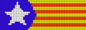 Alpha pattern #42439