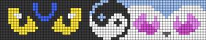 Alpha pattern #42465