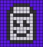 Alpha pattern #42468