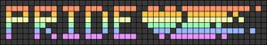 Alpha pattern #42471