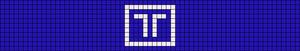 Alpha pattern #42473