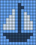 Alpha pattern #42478