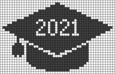 Alpha pattern #42508