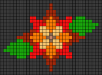 Alpha pattern #42525