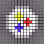 Alpha pattern #42536