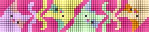 Alpha pattern #42557