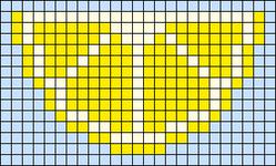 Alpha pattern #42560