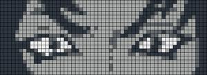 Alpha pattern #42567
