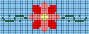 Alpha pattern #42568