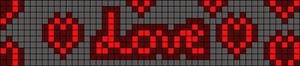 Alpha pattern #42569