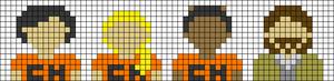 Alpha pattern #42570