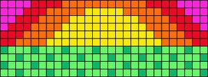 Alpha pattern #42574