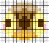 Alpha pattern #42599