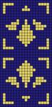 Alpha pattern #42608
