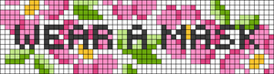 Alpha pattern #42644
