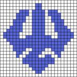 Alpha pattern #42645