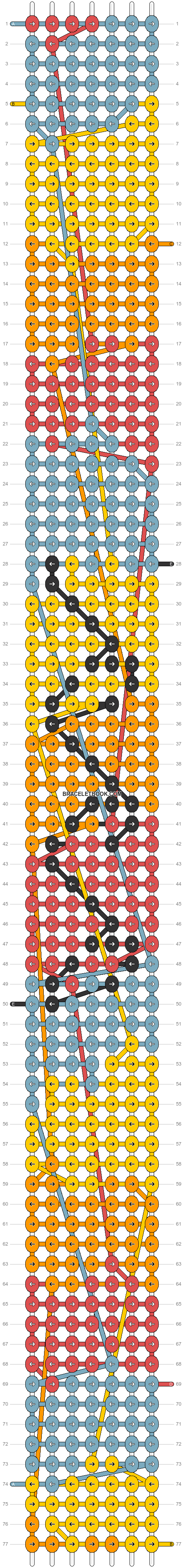 Alpha pattern #42648 pattern