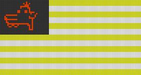 Alpha pattern #42654
