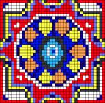 Alpha pattern #42656