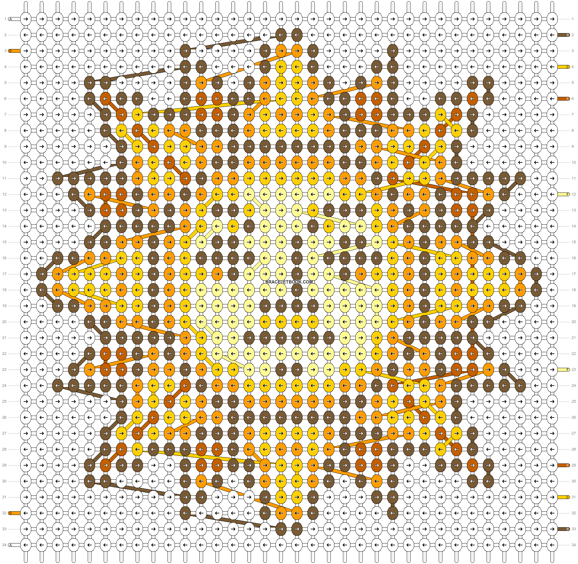 Alpha pattern #42659 pattern