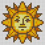 Alpha pattern #42659