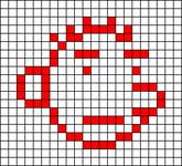 Alpha pattern #42681