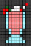 Alpha pattern #42708
