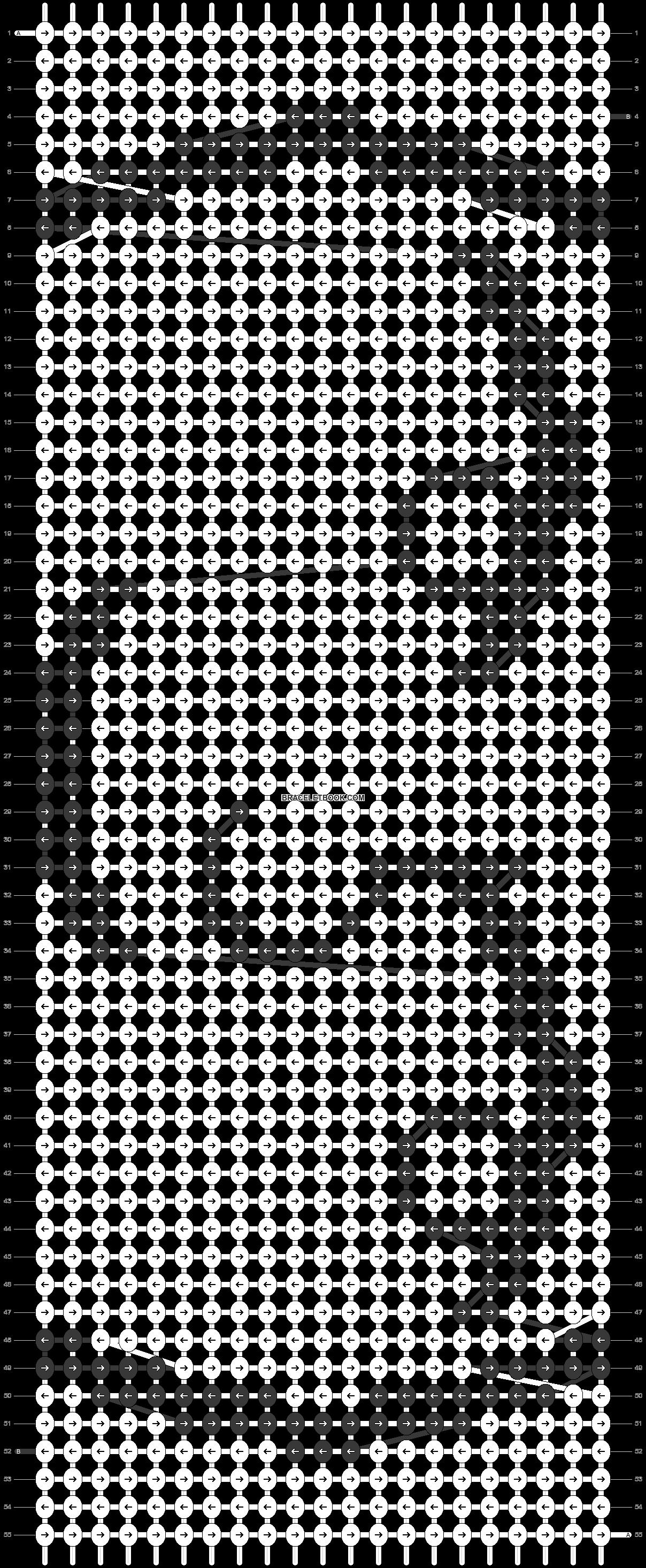 Alpha pattern #42712 pattern