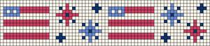 Alpha pattern #42721