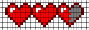 Alpha pattern #42729