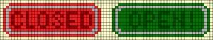 Alpha pattern #42733