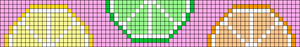 Alpha pattern #42745