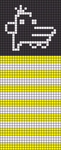 Alpha pattern #42752