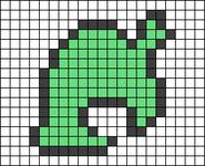 Alpha pattern #42757