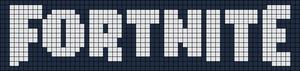 Alpha pattern #42762
