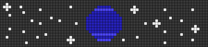 Alpha pattern #42767