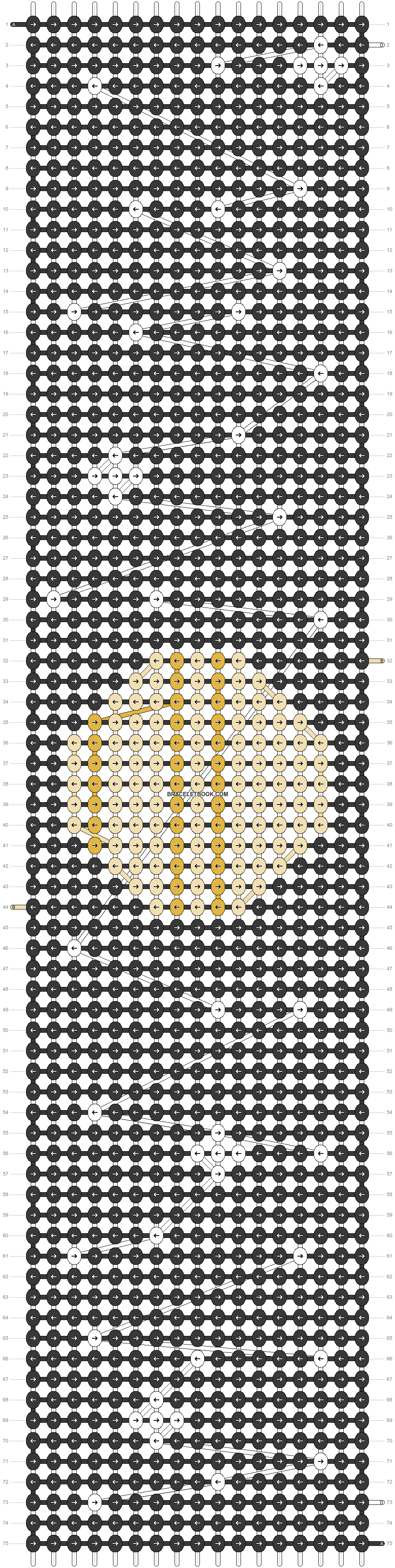 Alpha pattern #42773 pattern