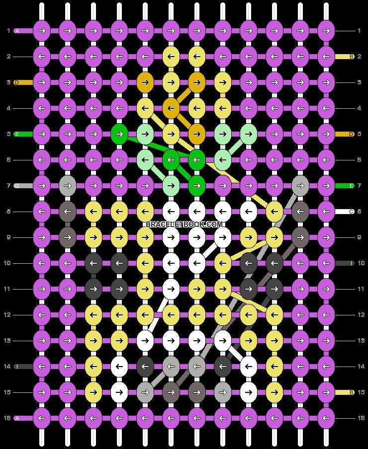Alpha pattern #42776 pattern