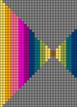 Alpha pattern #42778