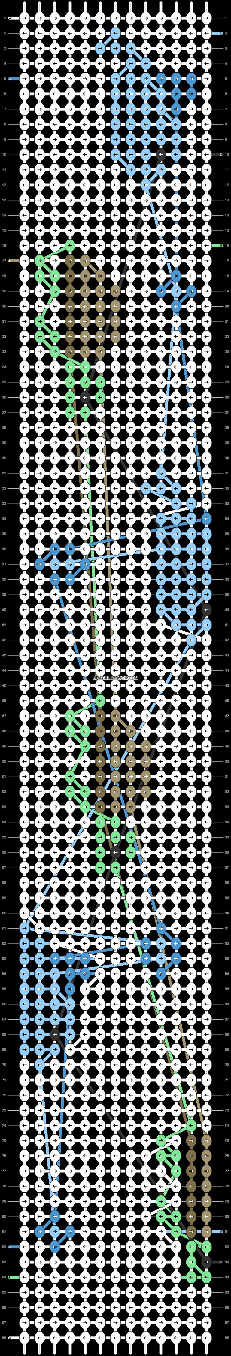 Alpha pattern #42785 pattern