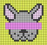 Alpha pattern #42794