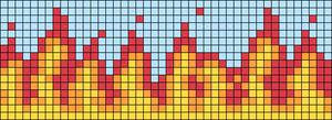 Alpha pattern #42796